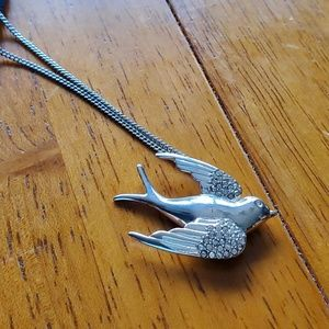 Juicy Couture Bird Necklace